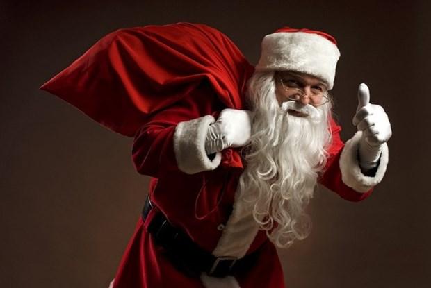 圣诞老人的起源 hinh anh 1
