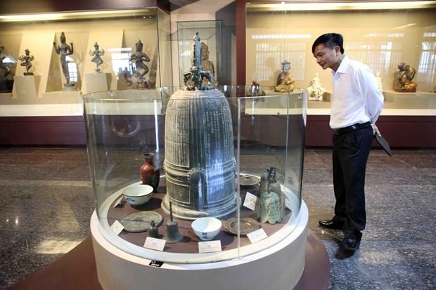 越南首座佛教文化博物馆在岘港市正式开馆 hinh anh 4