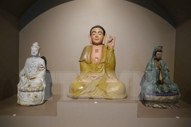 越南首座佛教文化博物馆在岘港市正式开馆 hinh anh 1