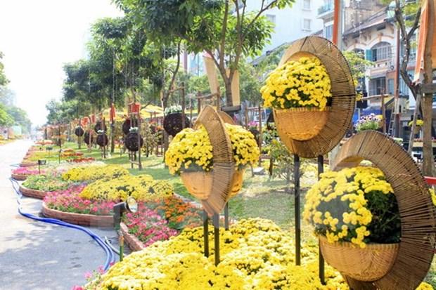 2015年胡志明市接待国际游客量达470万人次 hinh anh 1