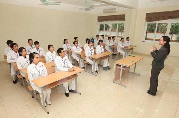 日本愿接受越南优质康复治疗师和护理员 hinh anh 1