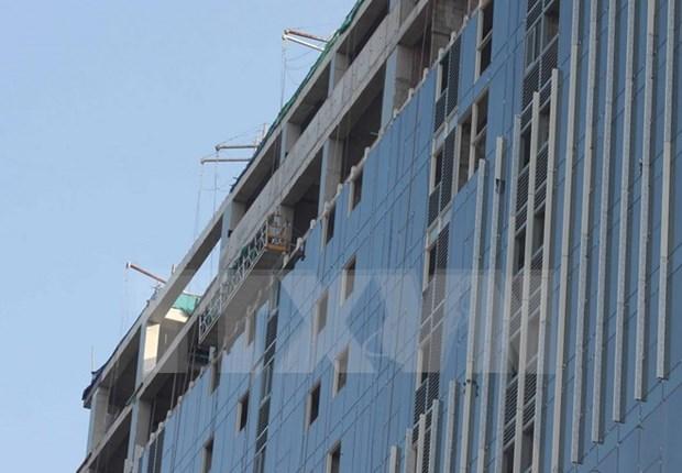 越南对柬建筑业投资排名第三 hinh anh 1