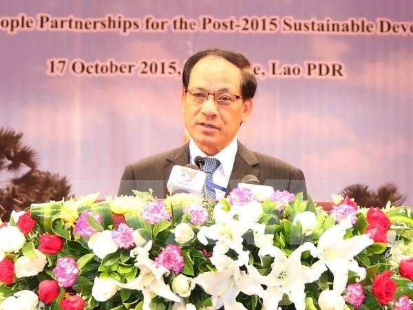 东盟秘书长黎良明:东盟共同体将成为一个可靠的对话合作论坛 hinh anh 1