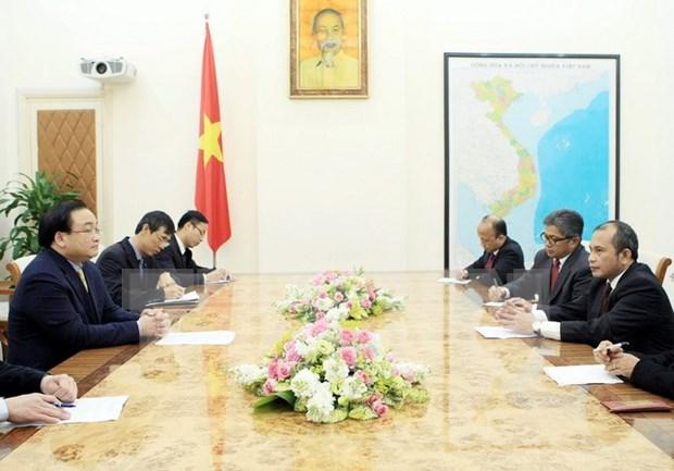 越南印尼促进农业合作 hinh anh 1