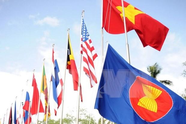 东盟共同体建成有助于提高东盟在国际舞台上的地位与角色 hinh anh 2