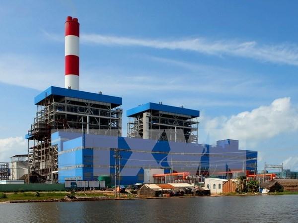 越南工商部签署沿海二号热电站BOT合同 hinh anh 1