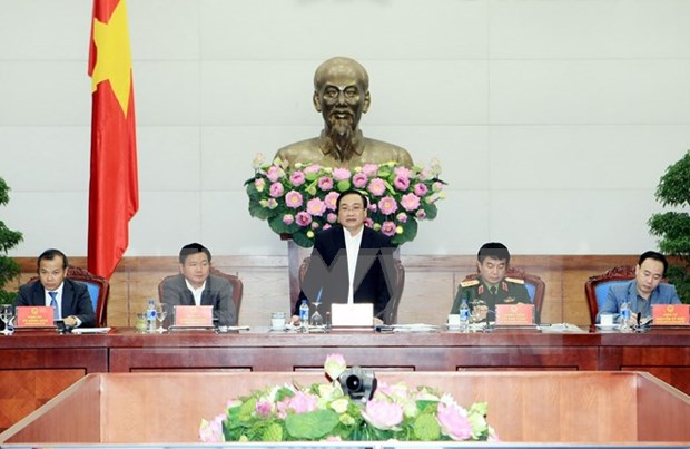 越南政府副总理黄忠海:各种商品将在国内市场面对激烈竞争 hinh anh 1