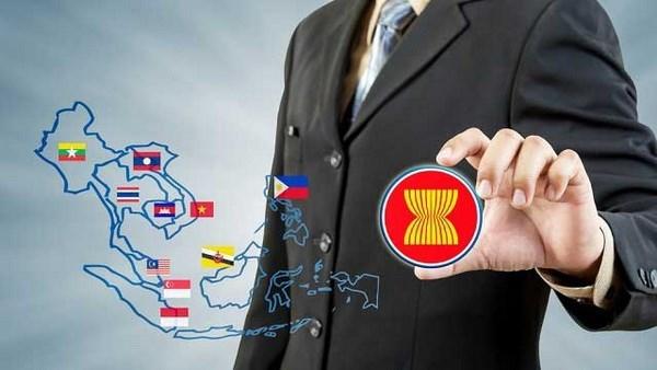 东盟共同体——团结、和平与发展的象征 hinh anh 1