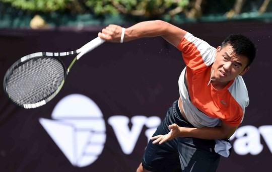 男子网球职业联合会的最新排名:2015年李黄南保持在世界第913位 hinh anh 1