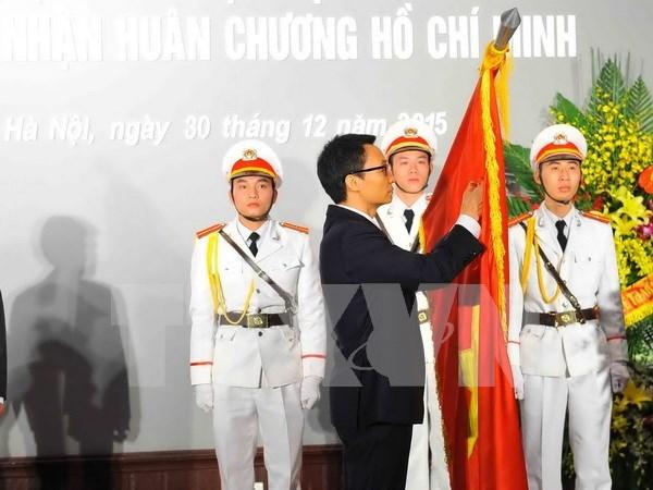 武德儋副总理:希望美术大学师生将成为国家美术发展的骨干力量 hinh anh 1