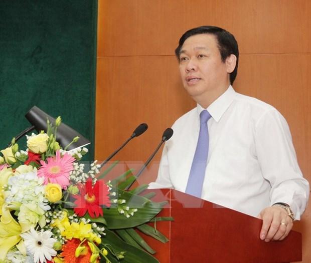 越共中央经济部部署2016年工作任务 hinh anh 1