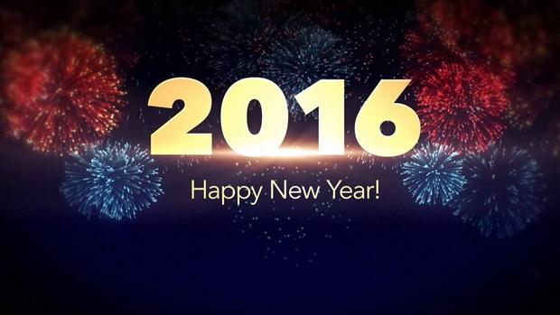 社论:新一年新的发展动力 hinh anh 1