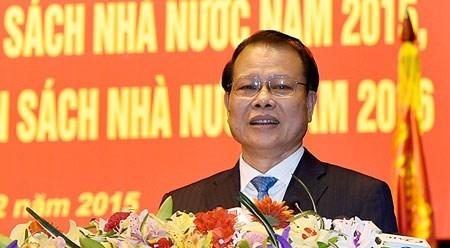 武文宁副总理:要本着严格、高效、保持财政纪律的精神对国家财政进行调控 hinh anh 1