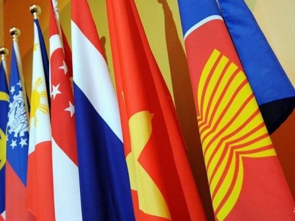 东盟各成员国庆祝东盟共同体正式成立 hinh anh 1