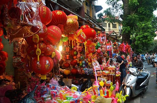 河内——新年期间趣味无穷的旅游景点 hinh anh 3