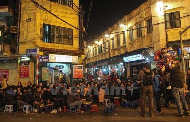河内——新年期间趣味无穷的旅游景点 hinh anh 4