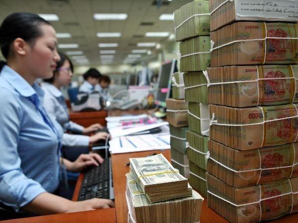 越南银行间越盾兑美元汇率为21896盾 hinh anh 1