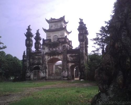 北宁省羸娄古城考古初步结果公布 hinh anh 1