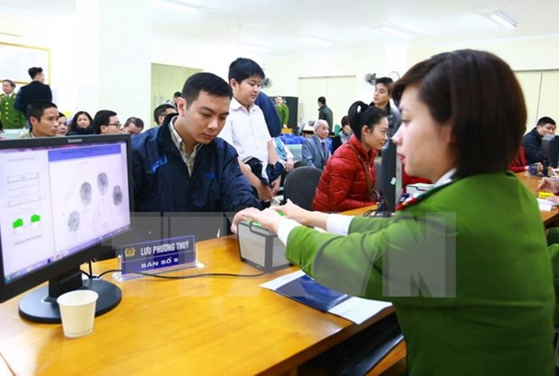 越南公民可从国家公民身分信息数据库查看其相关信息 hinh anh 1