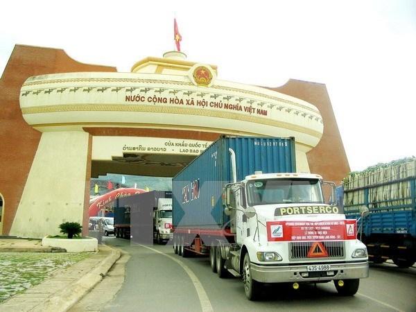 越南加强边境贸易管理 hinh anh 1