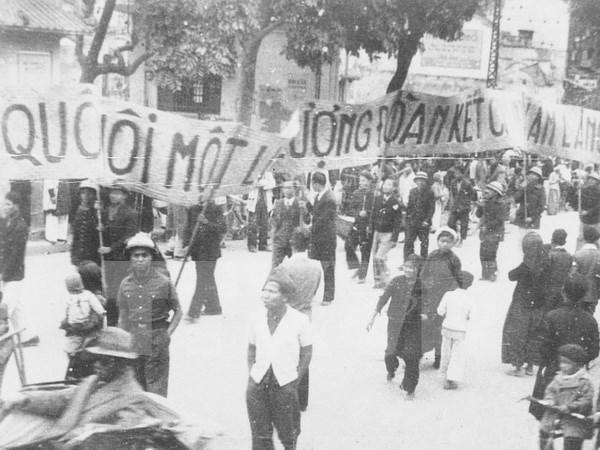 越南首次普选70周年:永不褪色的记忆 hinh anh 1