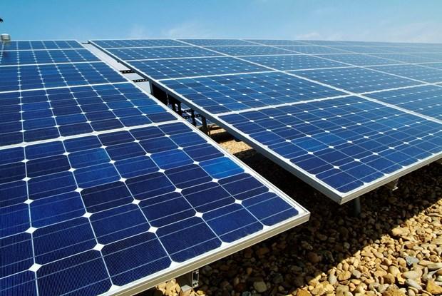 黄忠海副总理对建立助推太阳能电力项目发展机制作出指导 hinh anh 1