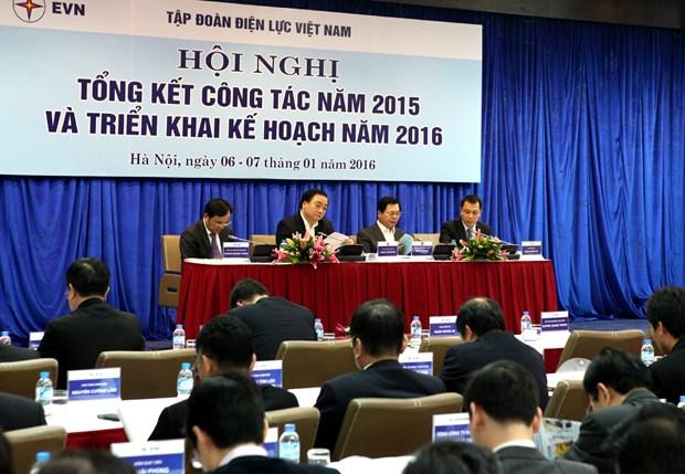 黄忠海副总理:EVN的服务意识和经营意识发生根本性的转变 hinh anh 1