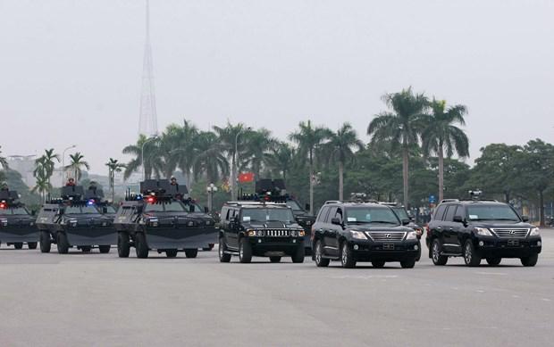 公安部与国防部加强配合 维护国家安全和社会秩序安全 hinh anh 1