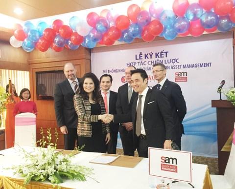 西贡投资基金管理公司对越南药品零售市场投资 hinh anh 1