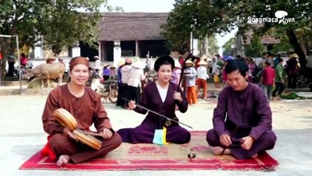 革新30周年回顾:发展越南文化 树立越南人形象 hinh anh 1