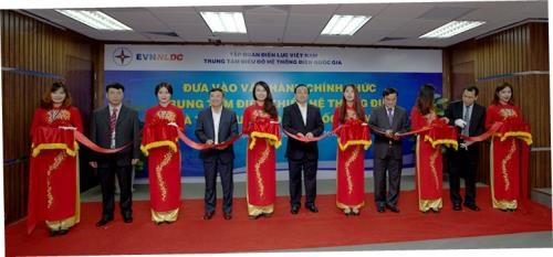 越南电力系统监控与新型电力市场中心正式投入运行 hinh anh 1