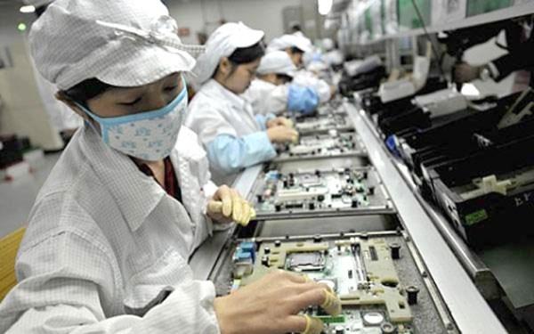 2015年越南电脑、电子零配件进口额达220亿多美元 hinh anh 1