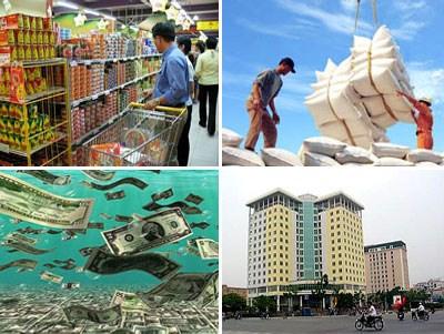 汇丰银行:2016年越南应采取紧缩性货币政策 hinh anh 2