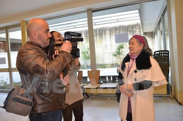 旅法越侨阮素娥起诉美国化工公司案:首次法庭辩论将于3月3日举行 hinh anh 1