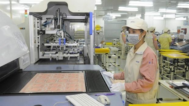 越南河内市高科技发展释放积极信号 hinh anh 1