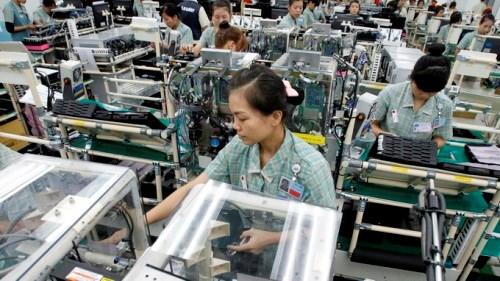 2015年越南共有23类商品出口额超过10亿美元 hinh anh 1