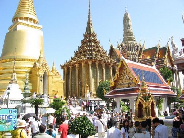 泰国努力跻身全球5大旅游目的地 hinh anh 1