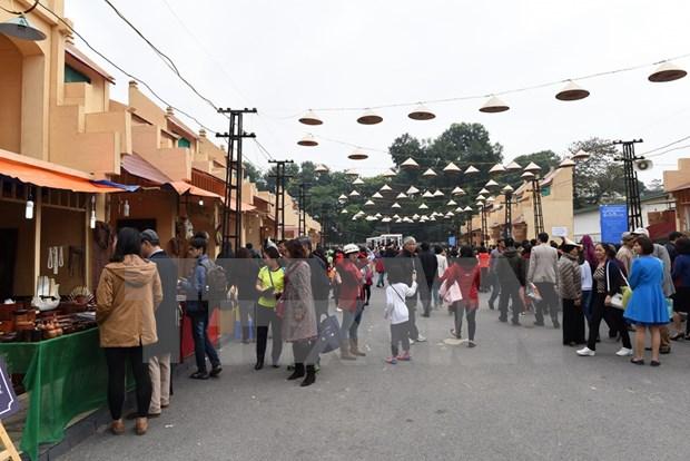 """""""河内记忆""""活动为首都河内提供更多的旅游产品 hinh anh 1"""
