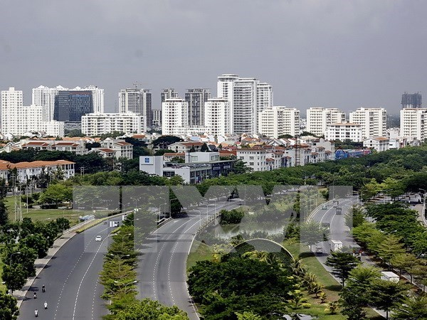 亚行向承天顺化、永福、河江三省提供2.7亿美元用于绿色城市建设 hinh anh 2
