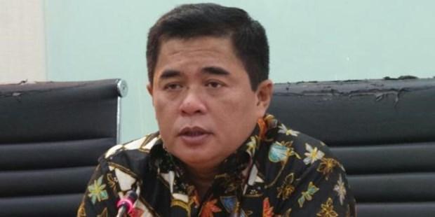 印尼新任国会议长宣誓就职 hinh anh 1