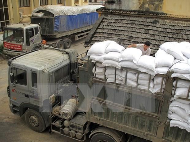政府总理指导向宣光和宜安两省免费提供近3900吨大米 hinh anh 1