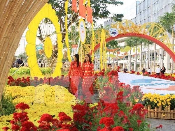 2016丙申春节:河内市将在9个地方举办春节年货展销会 hinh anh 1