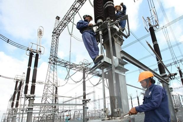 2015年越南输电量增长12.6% hinh anh 1