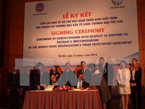世行协助越南建立国家商务门户网 hinh anh 1