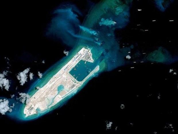 国际专家学者谴责中国在东海的行为 hinh anh 1