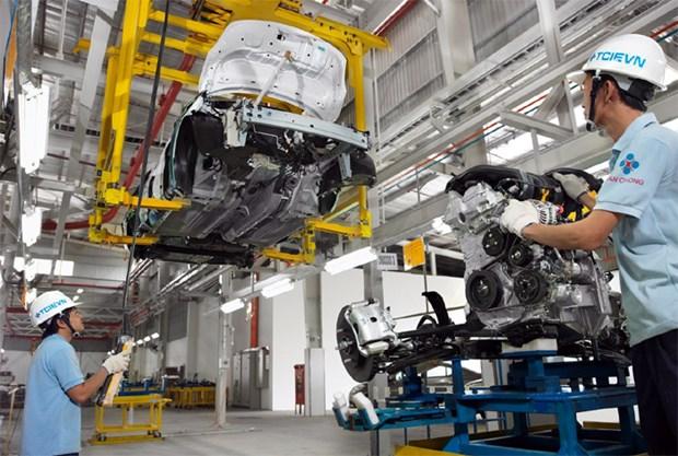 2015年菲律宾汽车销售量逾28.8万辆 hinh anh 1