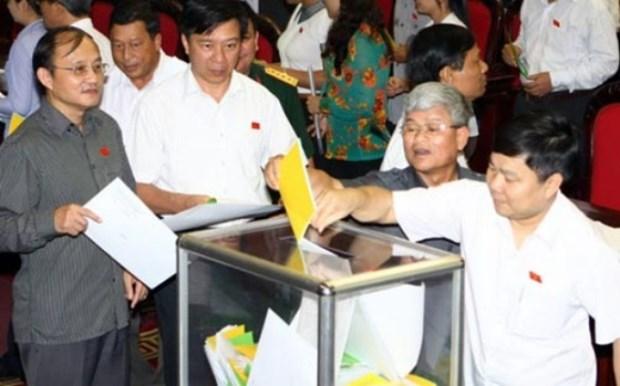 越南政府总理就国会和各级人民议会换届选举工作作出重要指示 hinh anh 1