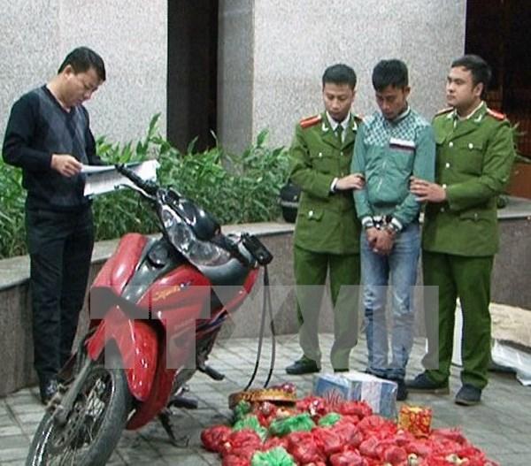 越南北部六省努力维护社会安全秩序 hinh anh 1