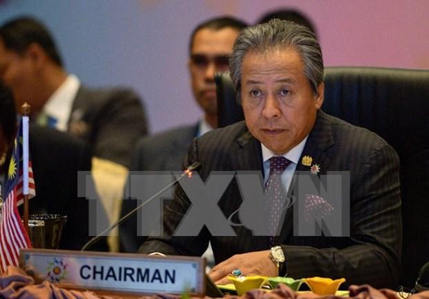 马来西亚和菲律宾谴责中国在东海长沙群岛的行为 hinh anh 1