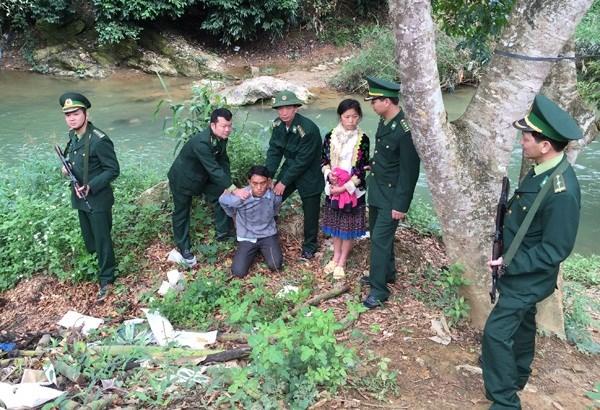 越老柬三国加强合作打击跨国人口贩卖犯罪 hinh anh 1